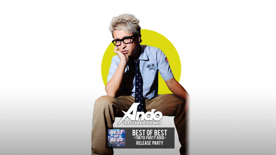 SPECIAL GUEST : DJ Ando