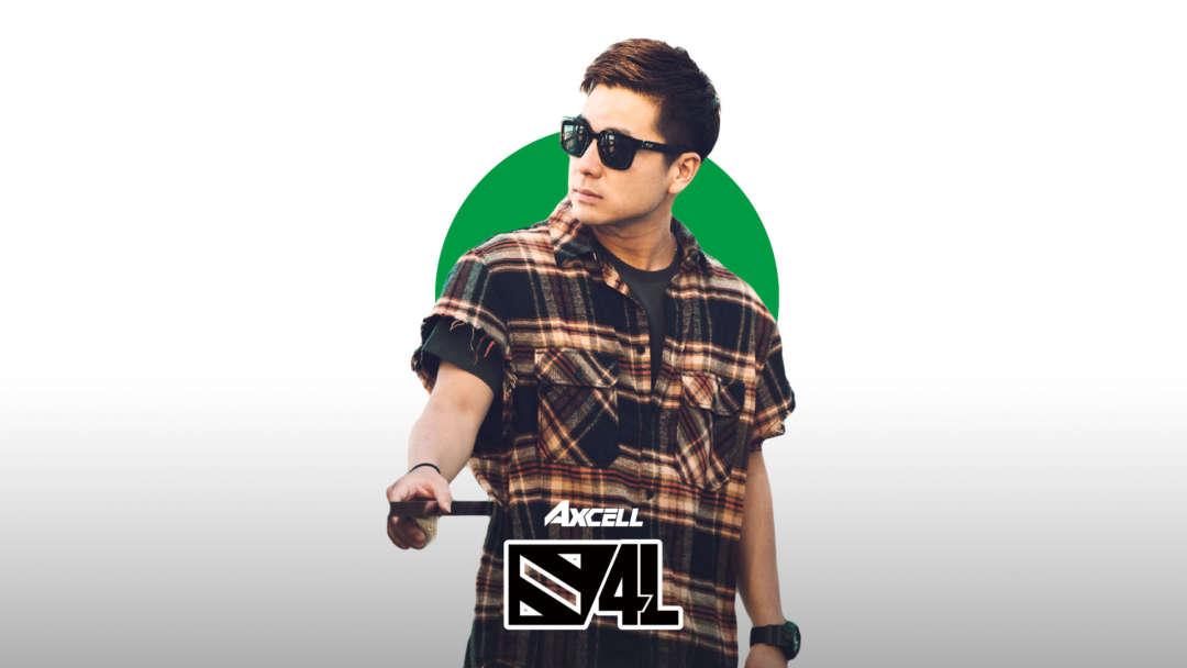 SPECIAL GUEST : DJ S4L