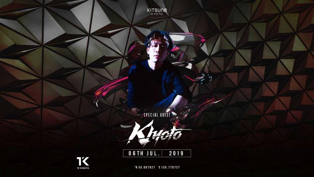 SPECIAL GUEST : KIYOTO